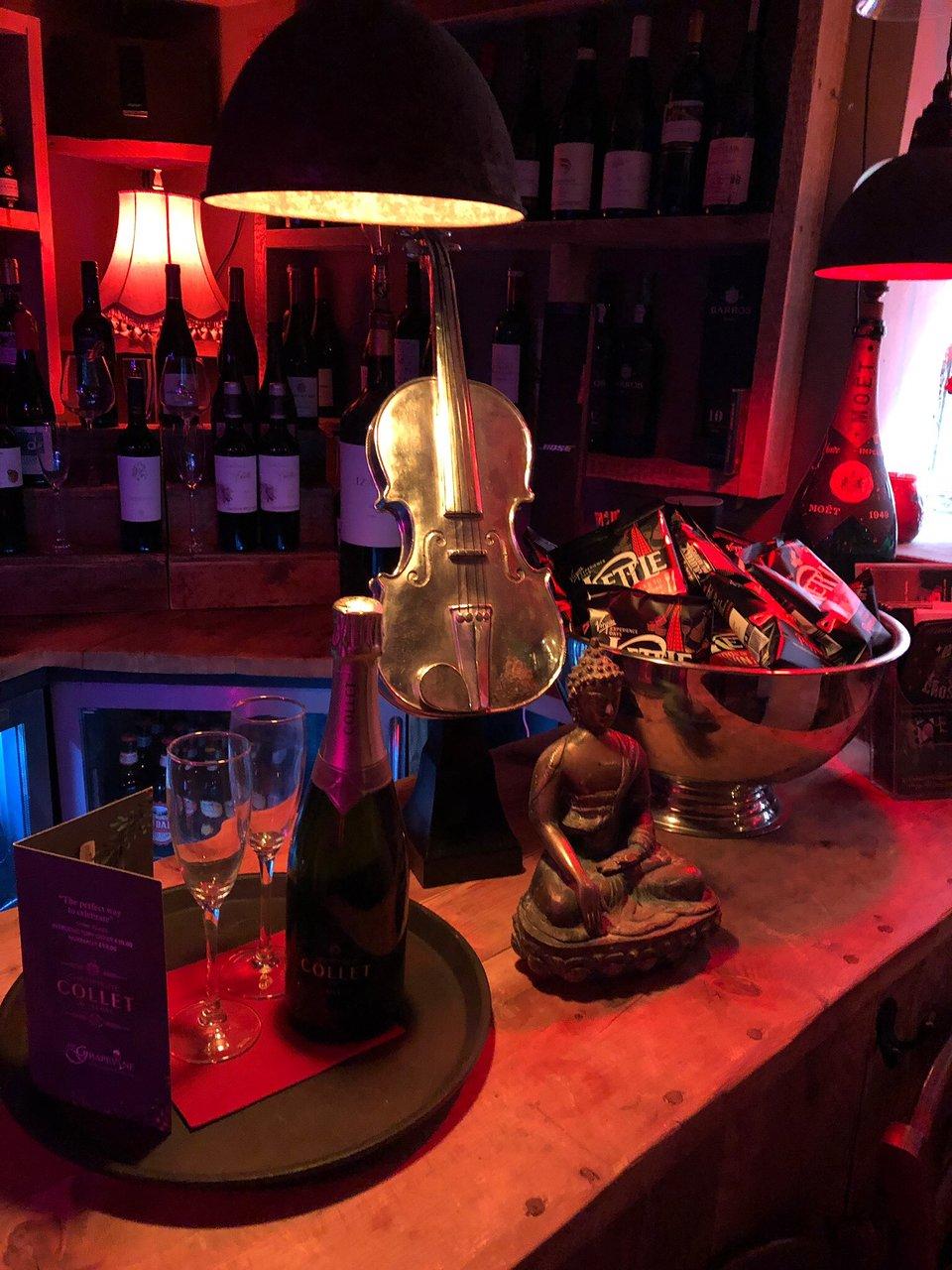The Grapevine Rye Wine Bar 6